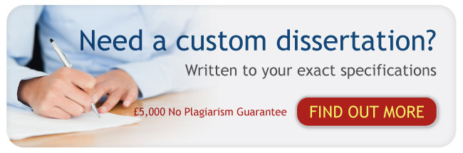Dissertation Services Writing
