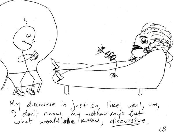 Discursive essay